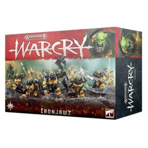 Warcry - Ironjawz Bande da Guerra