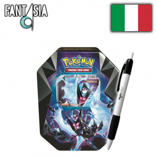 Necrozma Ali dell'Aurora-GX - Tin da collezione (IT) + Penna Fantàsia Fantàsia 29,99€