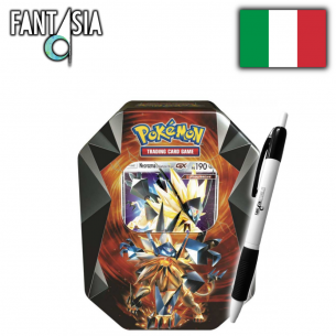 Dusk Mane Necrozma-GX - Collection Tin (IT) + Fantàsia Pen Fantàsia 34,00 €
