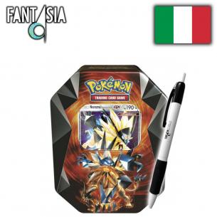 Necrozma Criniera del Vespro-GX - Tin da collezione (IT) + Penna Fantàsia Fantàsia 29,99€