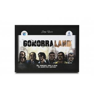 CARDS & CO. - GOMORRALAND - ITALIANO  - Cards and co. 25,00 €