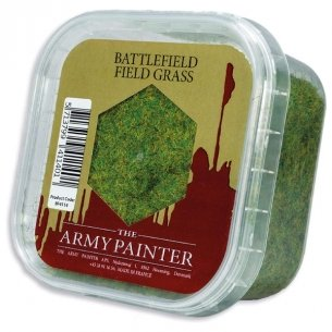 The Army Painter - Battlefield Field Grass Basette ed elementi scenici