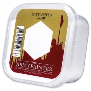 The Army Painter - Battlefield Snow Basette ed elementi scenici