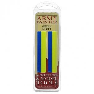 The Army Painter - Green Stuff (Kneadatite) Basette ed elementi scenici