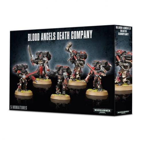 Blood Angels - Death Company Blood Angels