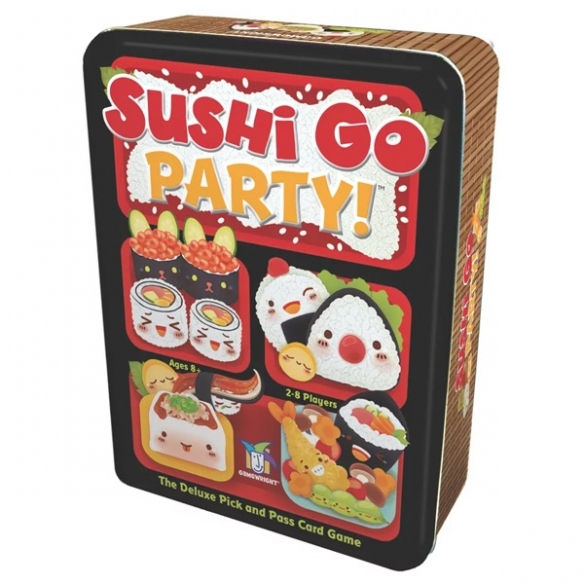 Sushi Go - Party! Party Games