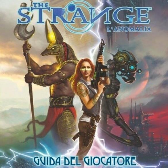 The Strange L'Anomalia - Guida Del Giocatore Altri Giochi di Ruolo