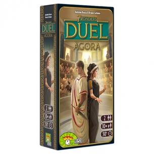 7 Wonders Duel - Agora (Espansione) Grandi Classici