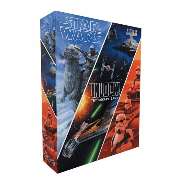 Unlock! The Escape Game - Star Wars Investigativi e Deduttivi