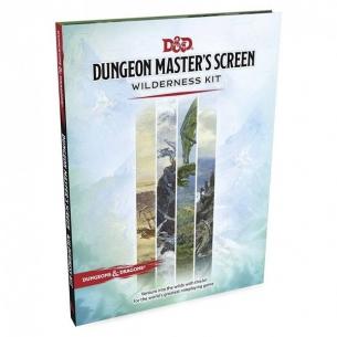 Dungeons & Dragons - Schermo del Dungeon Master - Wilderness Kit (ENG) Accessori