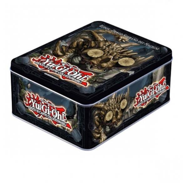 Redox Drago Sovrano Dei Macigni - Tin da collezione 2013 Wave 2 (ITA) Tin e Confezioni Speciali