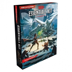 Dungeons & Dragons - Essentials Kit (ENG) Accessori
