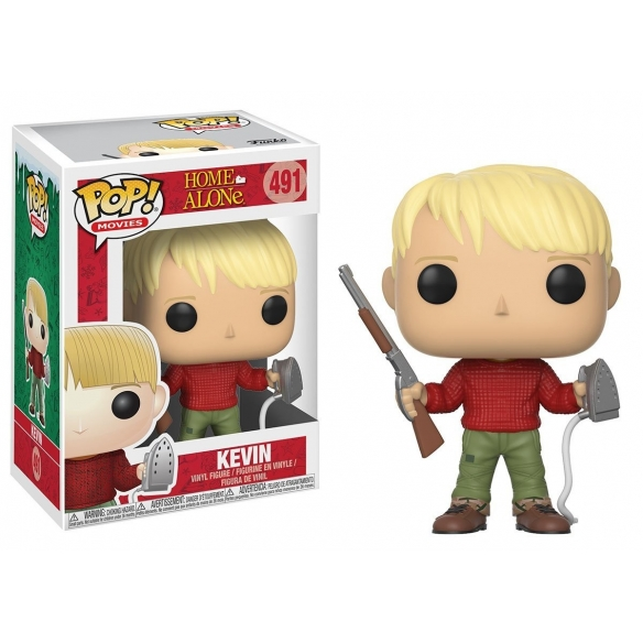 Funko Pop 491 - Kevin - Home Alone Funko 12,90 €