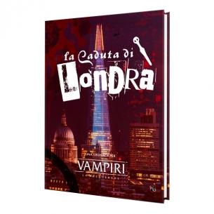 Vampiri: La Masquerade - La Caduta di Londra (Espansione) Vampiri La Masquerade