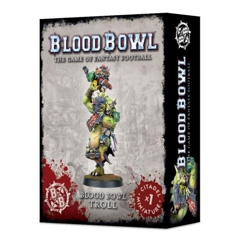 Blood Bowl - Troll Team