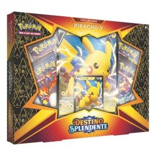 Destino Splendente - Pikachu-V - Collezione Pokémon (ITA) Collezioni
