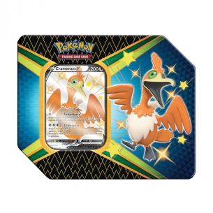 Destino Splendente - Shiny Cramorant-V - Tin da Collezione (ITA) Tin