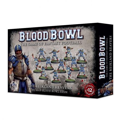 Blood Bowl - The Reikland Reavers Team