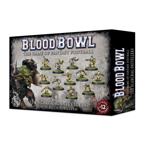 Blood Bowl - The Scarcrag Snivellers Team