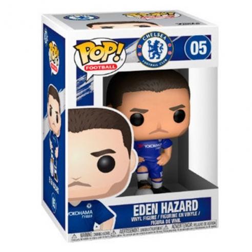 Funko Pop Football 05 - Eden Hazard - Chelsea Funko