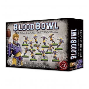 The Elfheim Eagles - Elven Union Blood Bowl Team Warhammer Blood Bowl 25,00 €