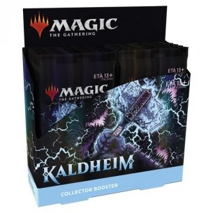 Kaldheim - Collector Booster Display da 12 Buste (ENG) Box di Espansione