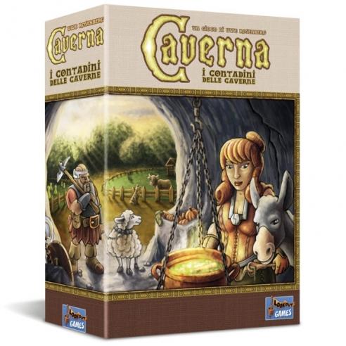 Caverna: i Contadini delle Caverne Hardcore Games