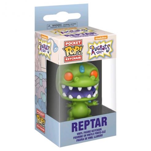 Funko Keychain - Reptar - Rugrats Funko