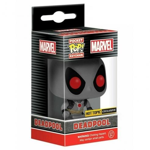 Funko Keychain - Deadpool War Variant - Marvel Funko