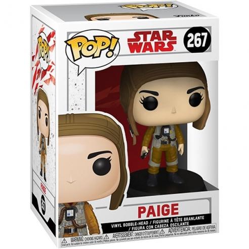 Funko Pop 267 - Paige - Star Wars Funko