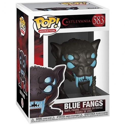 Funko Pop Animation 583 - Blue Fangs - Castlevania Funko