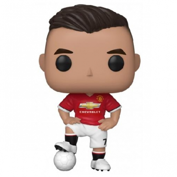 Funko Pop Football 18 - Alexis Sánchez - Manchester United Funko