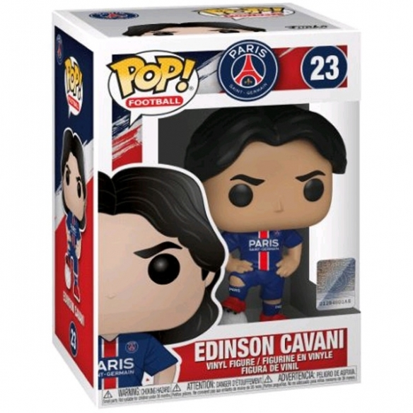 Funko Pop Football 23 - Edinson Cavani - Paris Saint Germain Funko