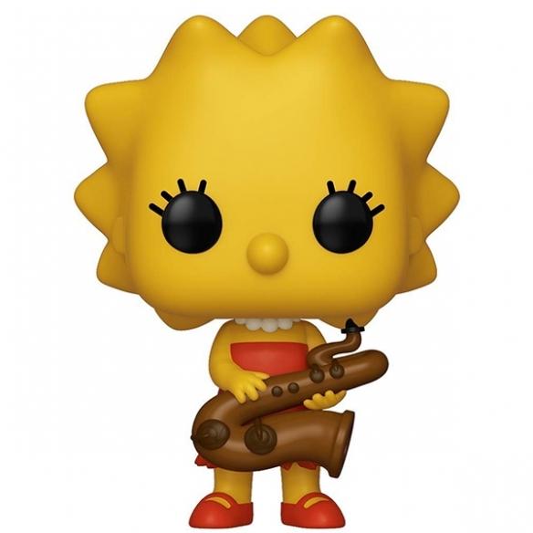 Funko Pop Animation 497 - Lisa - The Simpsons Funko