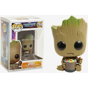 Funko Pop 264 - Groot with Candy Bowl - Guardians of the Galaxy 2 Funko 17,90 €