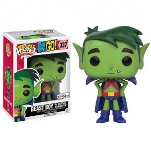 Funko Pop 337 - Beast Boy as Martian Manhunter - Teen Titans Go! Funko 19,90€