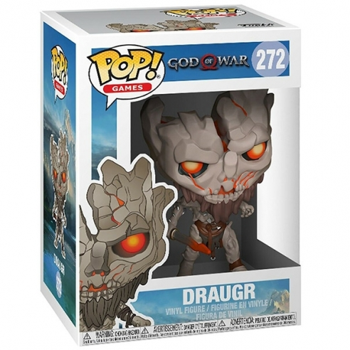 Funko Pop Games 272 - Draugr - God of War Funko
