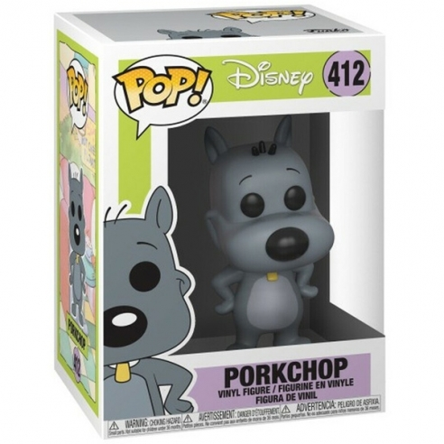 Funko Pop 412 - Porkchop - Disney Funko