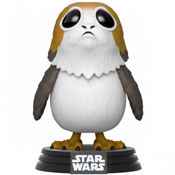 Funko Pop 261 - Porg - Star Wars Funko