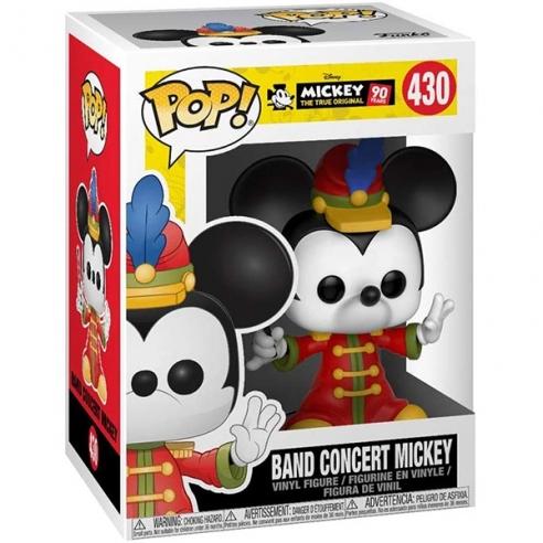 Funko Pop 430 - Band Concert Mickey - Mickey The True Original 90 Years Funko