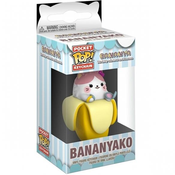 Funko Keychain - Bananyako - Bananya Keychain