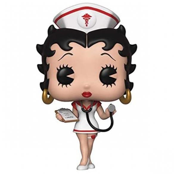 Funko Pop Animation 524 - Nurse Betty Boop - Betty Boop Funko