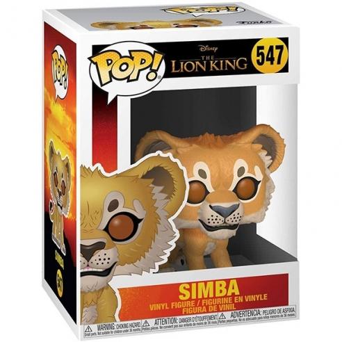 Funko Pop 547 - Simba - The Lion King Funko