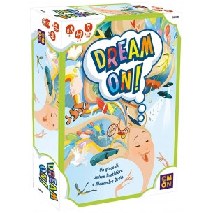 ASMODEE - DREAM ON - ITALIANO Asmodee 19,90 €