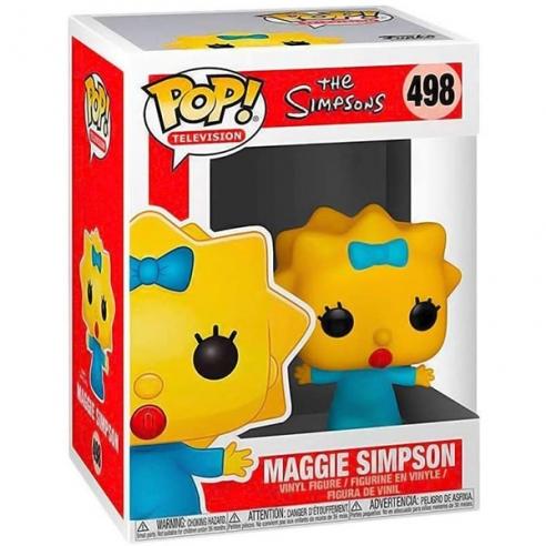 Funko Pop Animation 498 - Maggie - The Simpsons POP!