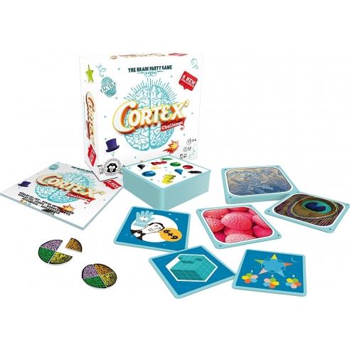 Cortex Challenge 2 Party Games