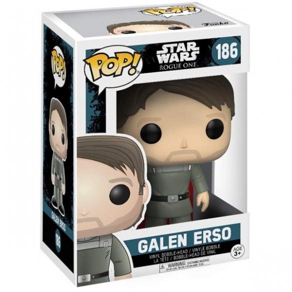 Funko Pop 186 - Galen Erso - Star Wars Rogue One Funko