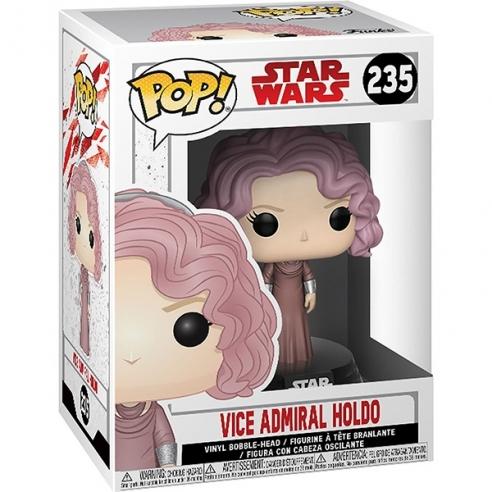 Funko Pop 235 - Vice Admiral Holdo - Star Wars Funko