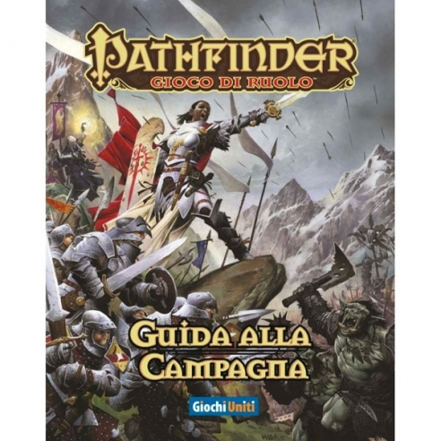 Pathfinder - Guida Alla Campagna Pathfinder