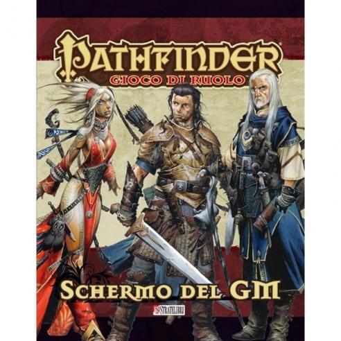 Pathfinder - Schermo Del Game Master Pathfinder